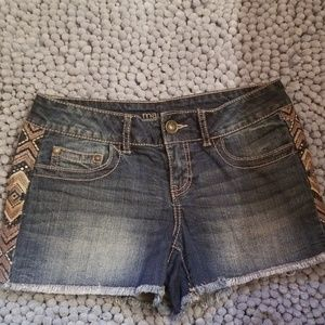 Shorts, maurices 3/4